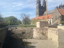 Bastion Cleve in Magdeburg